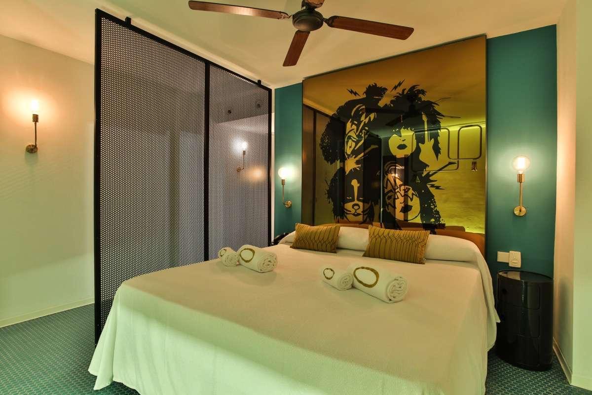 18 Hotel Santos Dorado - ILMIODESIGN