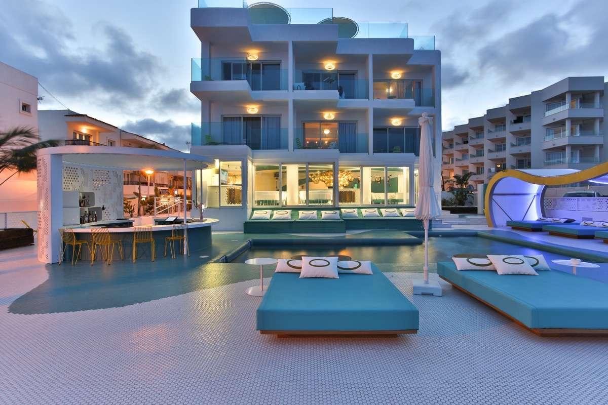33 Hotel Santos Dorado - ILMIODESIGN