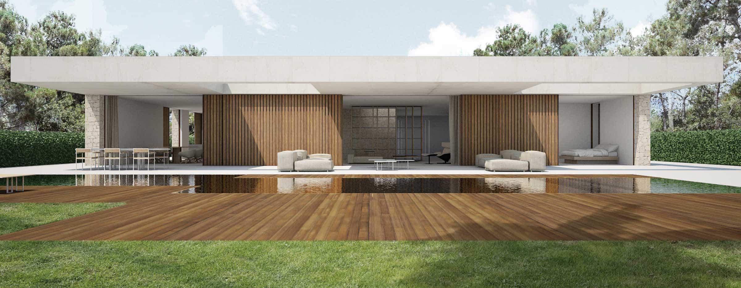 Casa en la Cañada, un impresionante proyecto de Ramón Esteve
