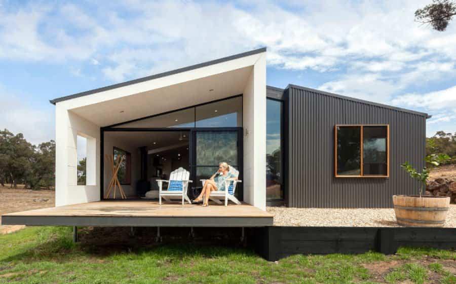 15 viviendas prefabricadas que te sorprender n por su dise o for Casas de campo prefabricadas