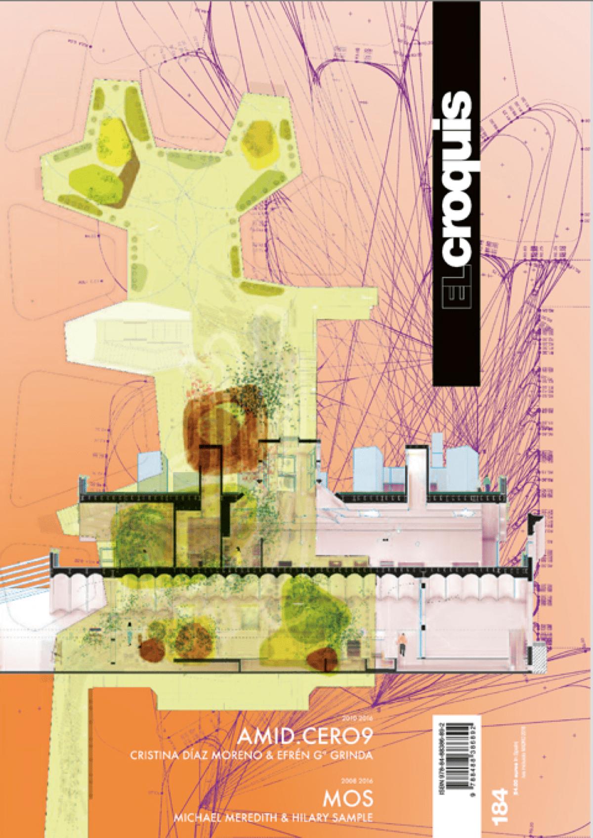 revistas de arquitectura croquis