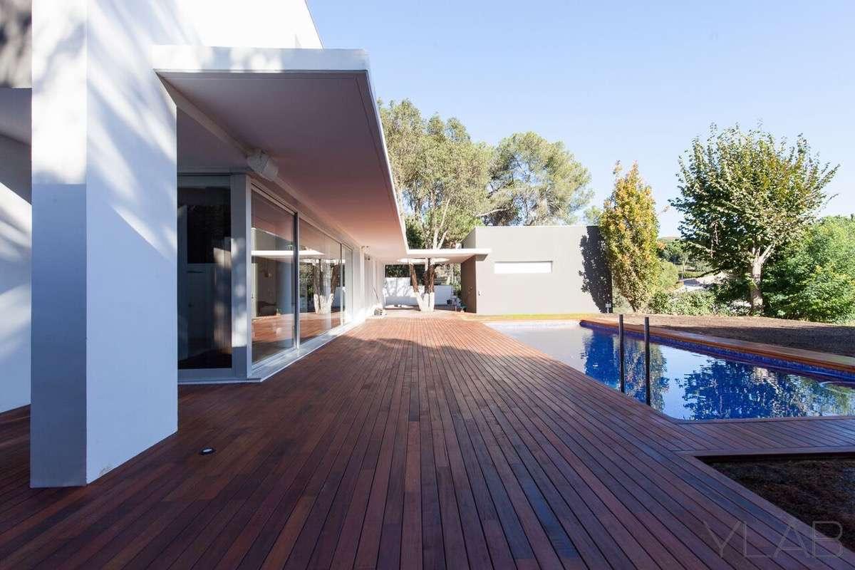 casa con vistas