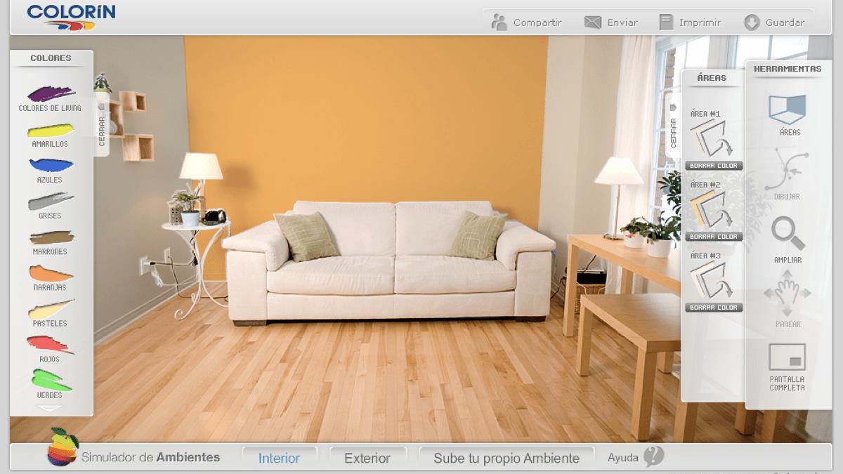 Programas de dise o de interiores gratis decora sin - Programas de decoracion de casas ...