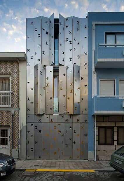 fachadas de edificios multifamiliares originales 5
