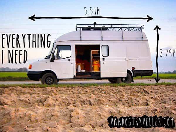 furgoneta vivienda 2