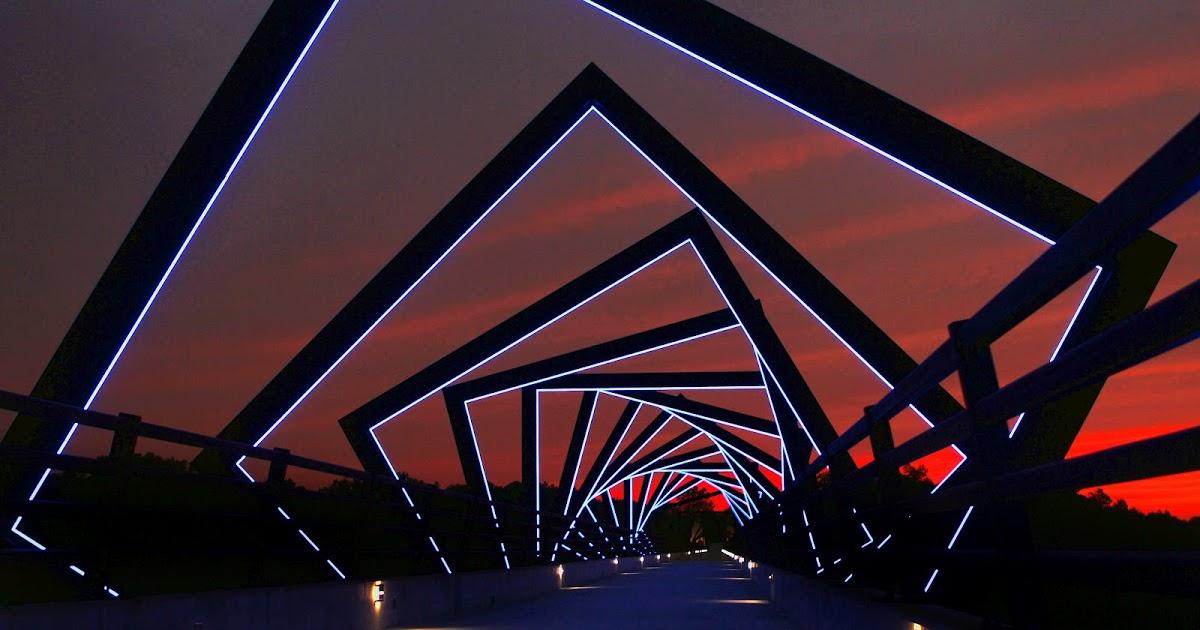 puentes más curiosos del mundo 14 - puente de caballete