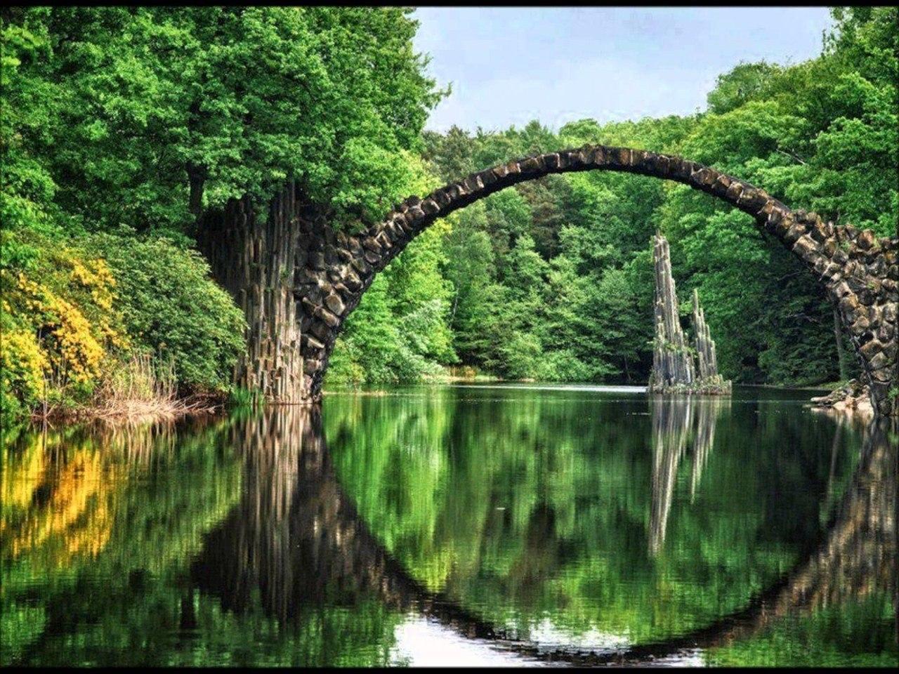 puentes más curiosos del mundo 15 - puente del diablo