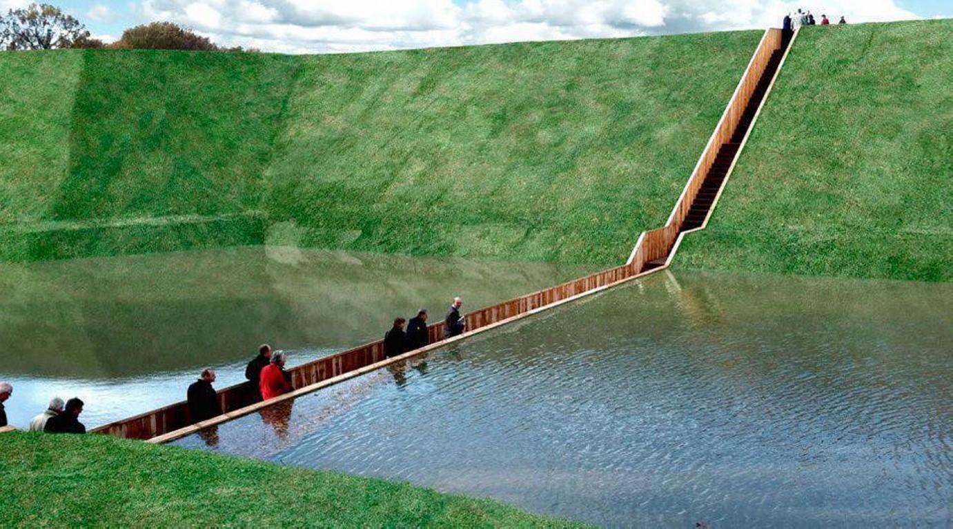 puentes más curiosos del mundo 18 - puente de moisés