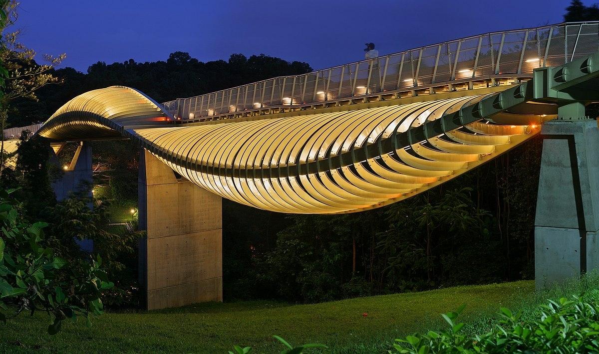 puentes más curiosos del mundo 5 - henderson wave
