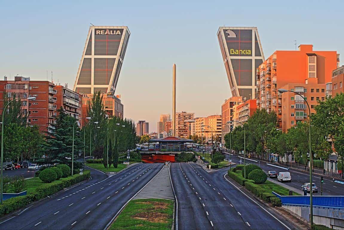 edificios más importantes de España