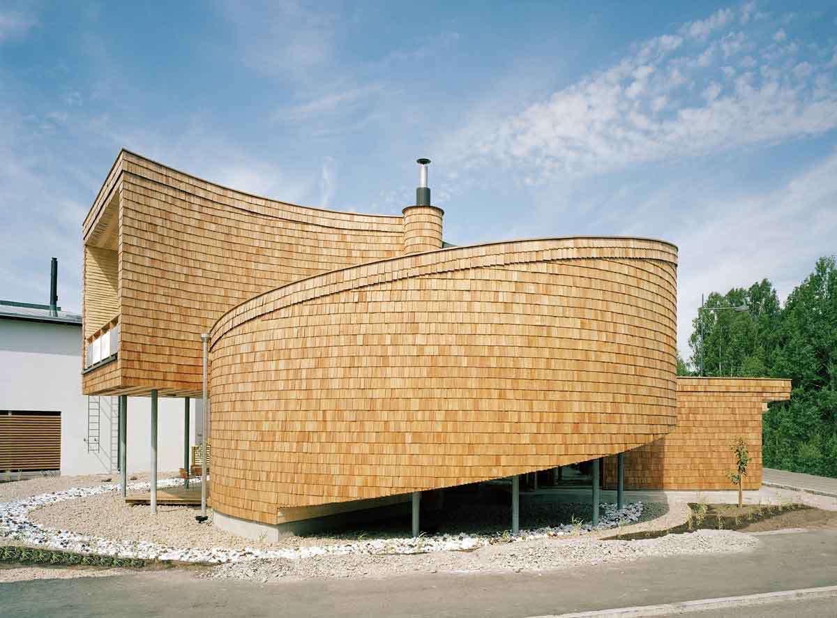 casa kotilo arquitectura finlandesa