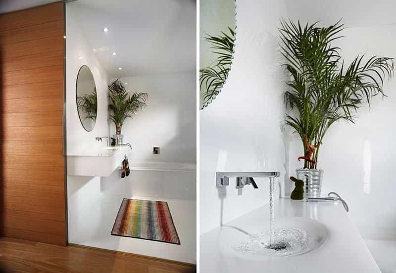 spa en casa - plantas