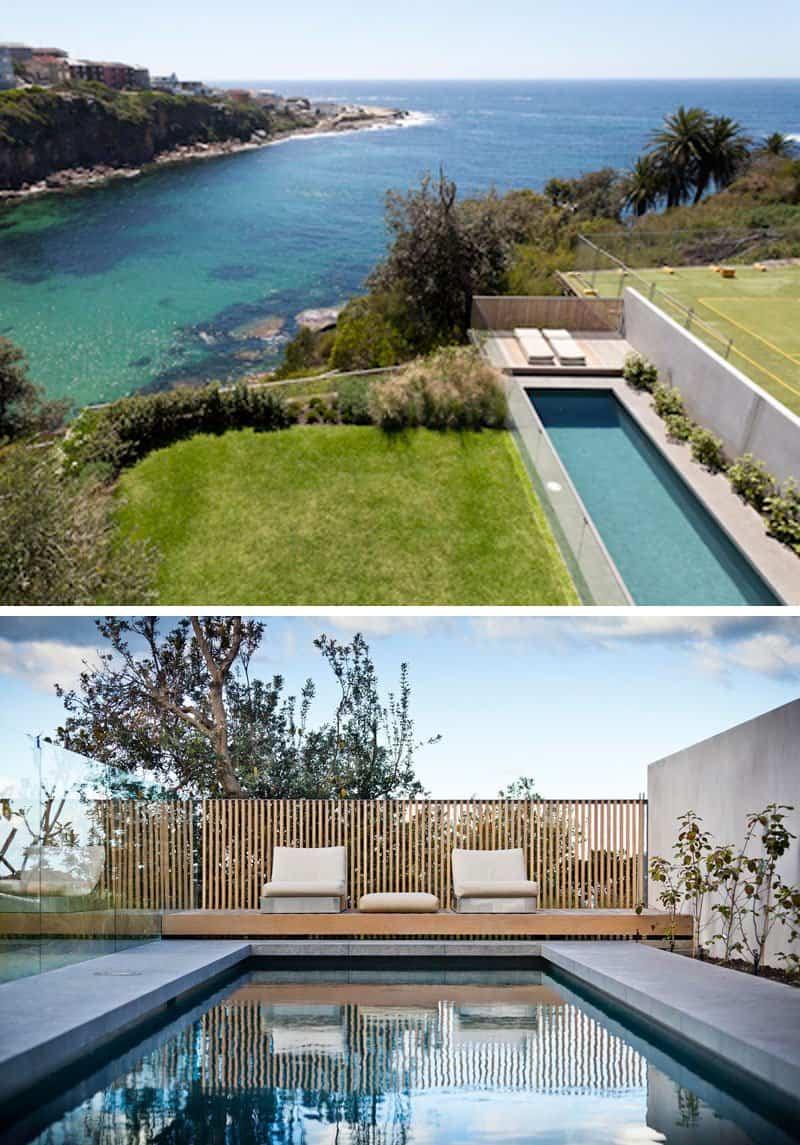 casa con vistas al océano 15