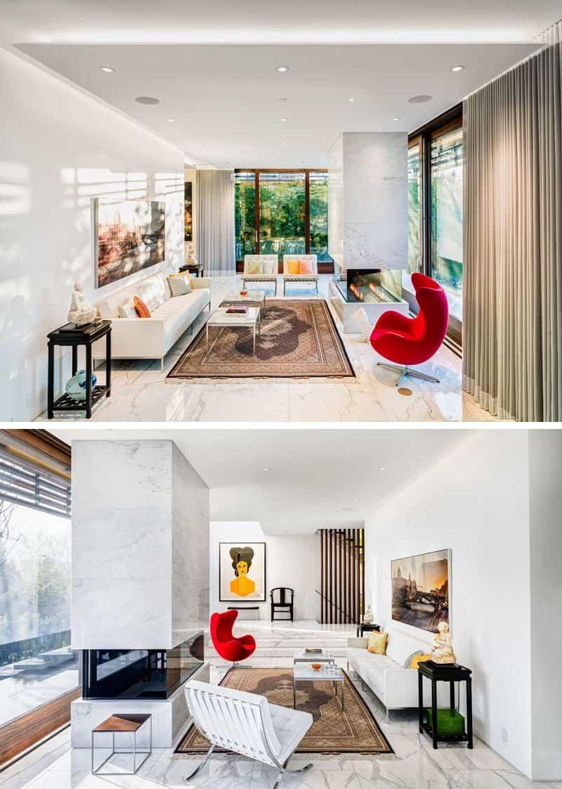 casa contemporanea listones de madera 4
