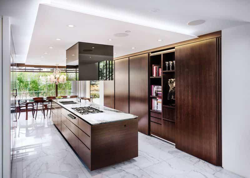 casa contemporanea listones de madera 5