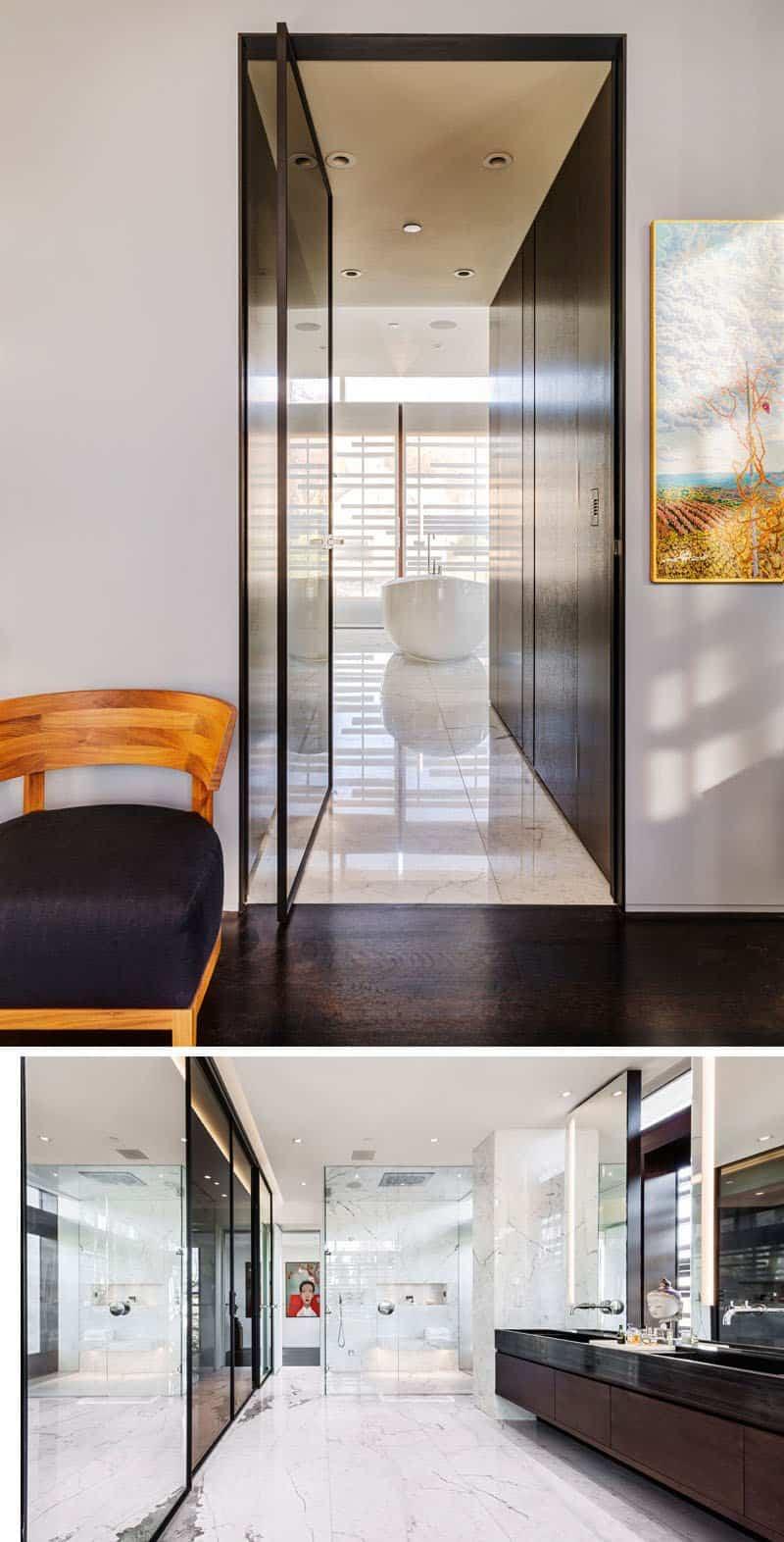 casa contemporanea listones de madera 9