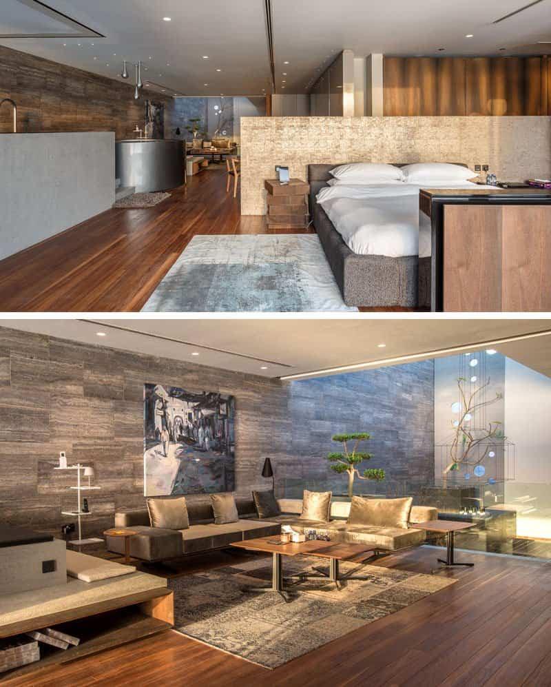 casa moderna con vistas al mar 10