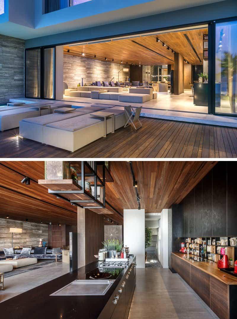 casa moderna con vistas al mar 5