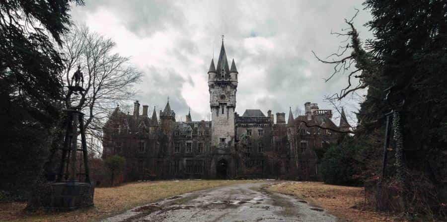 mansiones abandonadas 1