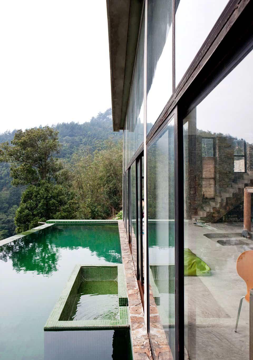 moderna casa vietnamita