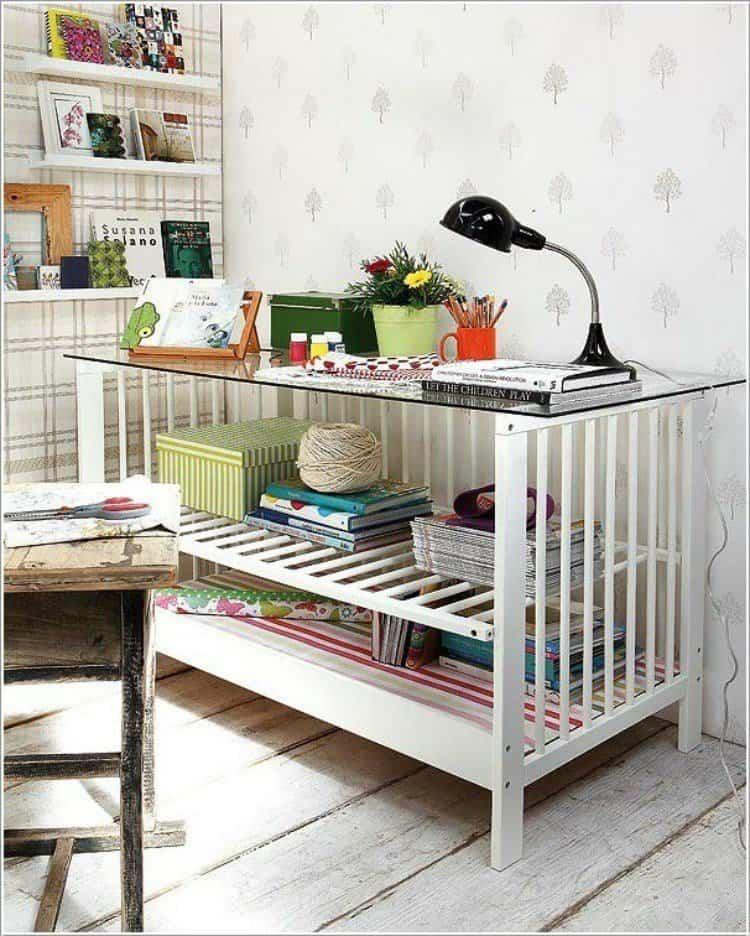 12 ideas para reciclar muebles viejos y darles una segunda ...