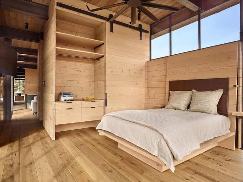 casa de montana moderna 11
