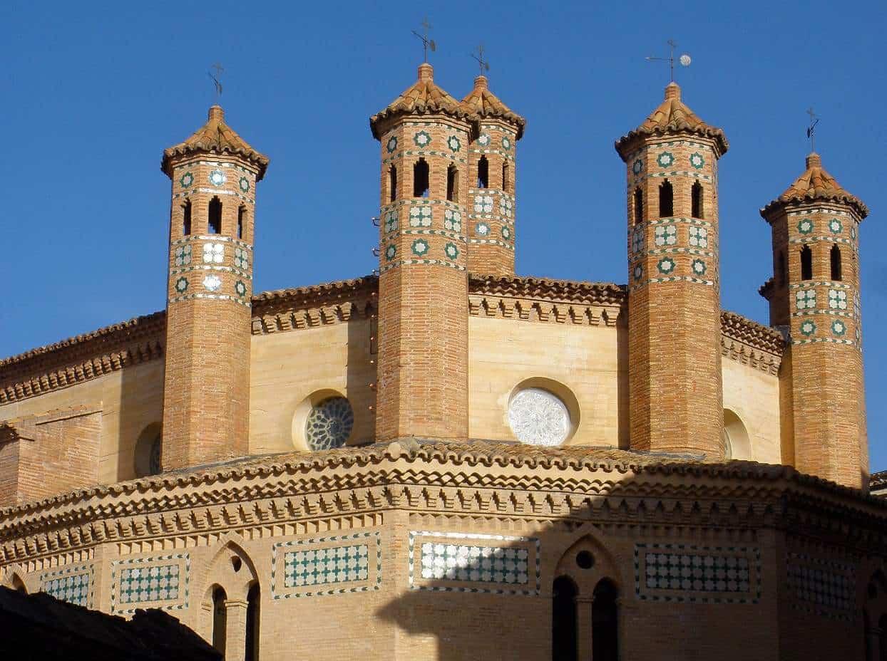 lugares romanticos 3 iglesia de san pedro de teruel