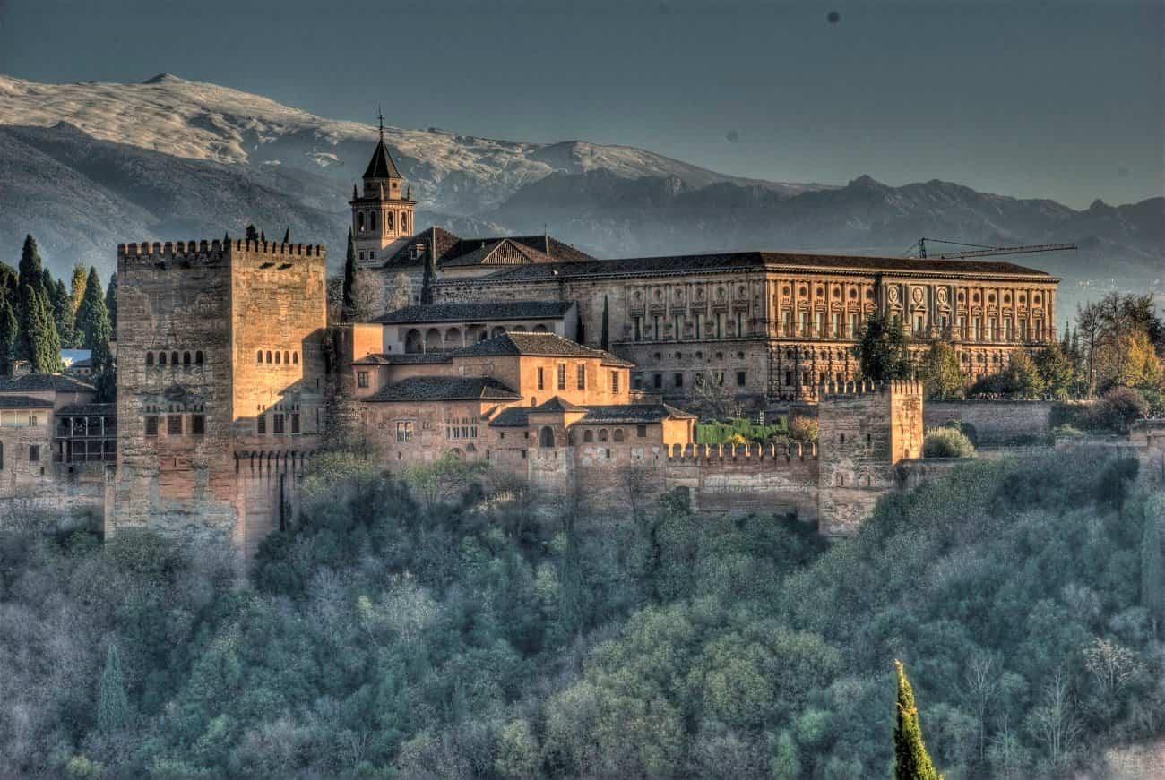 10 lugares románticos de la arquitectura española ...