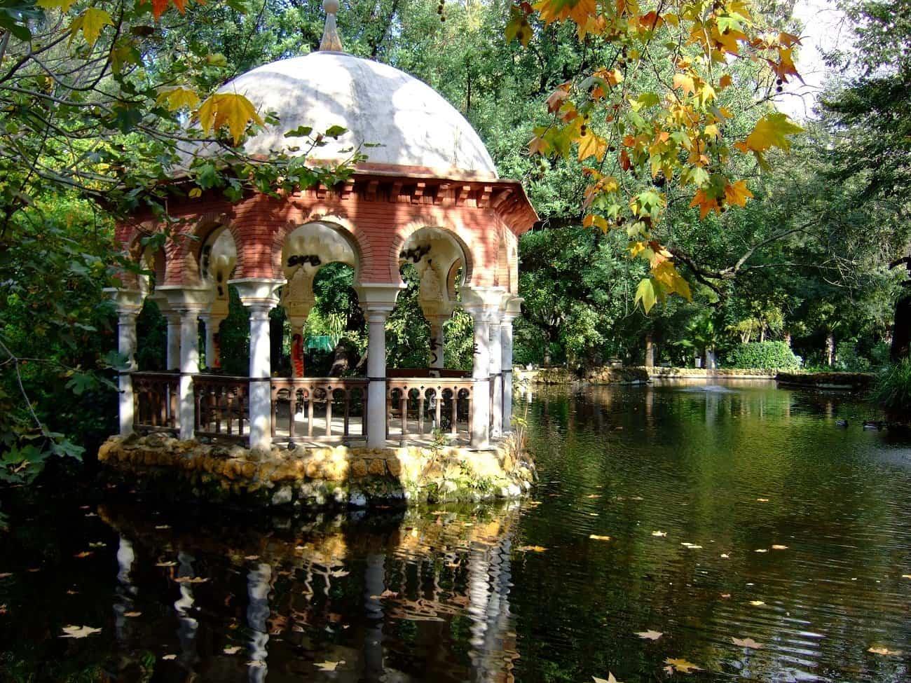 lugares romanticos 7 parque de maria luisa