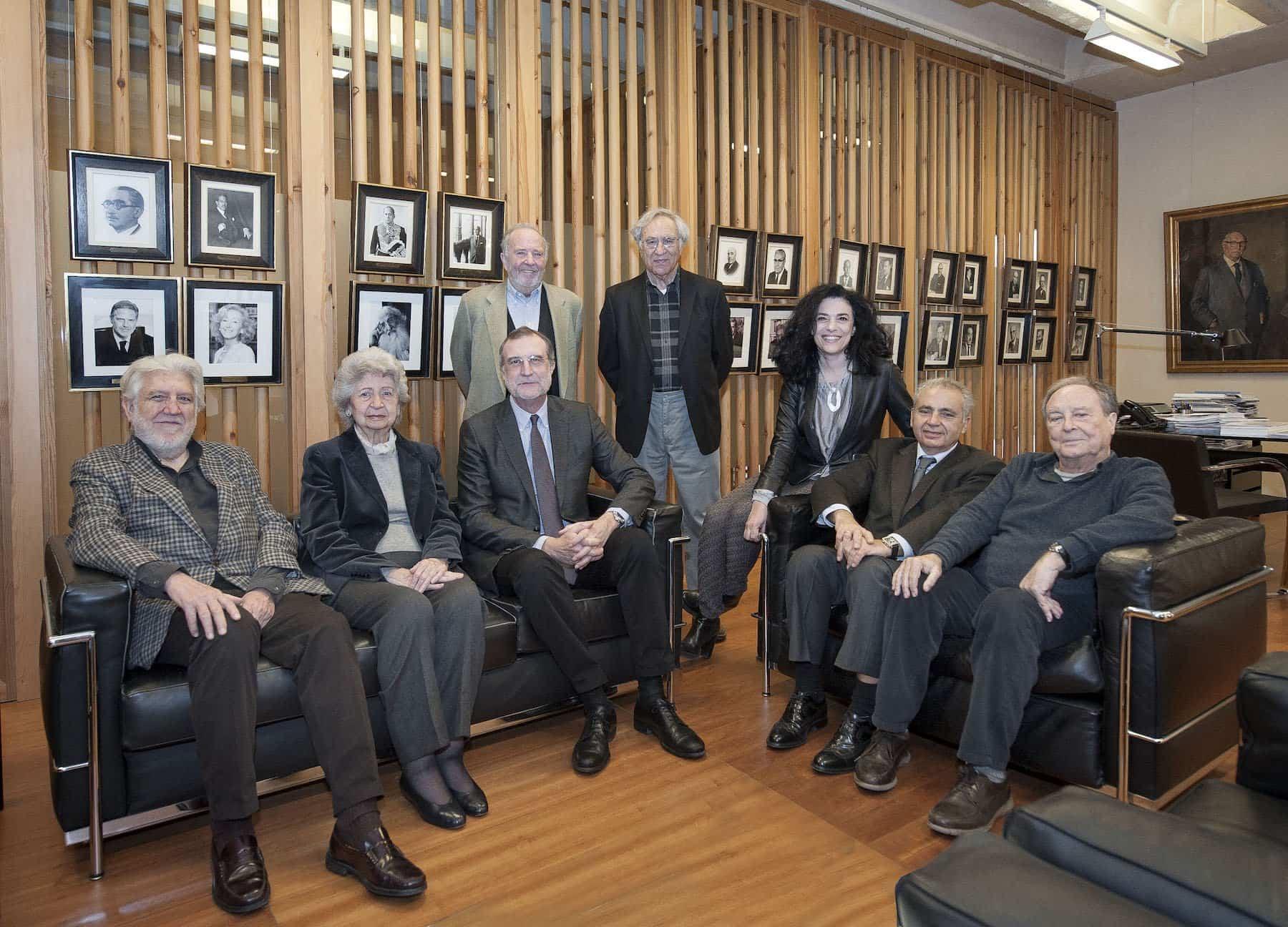 colegiados de honor arquitectos
