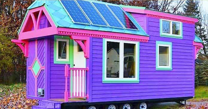 colorida casa de bombero 1