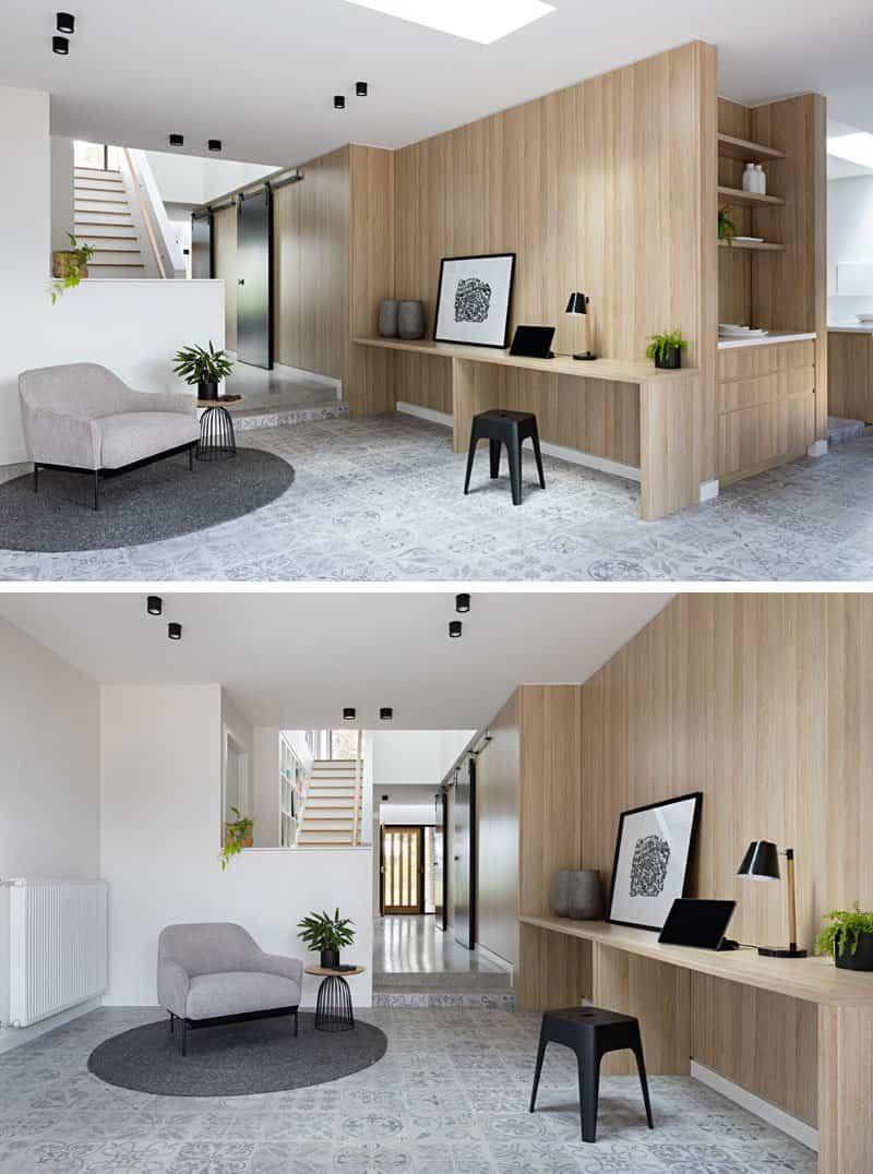 reforma contemporánea casa de Australia 9