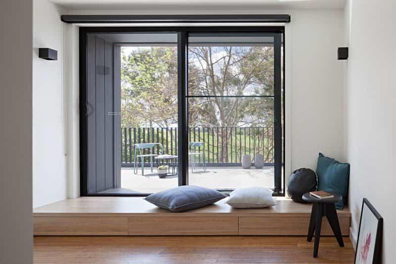 reforma contemporánea casa de Australia 12