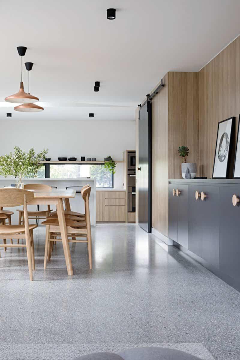 reforma contemporánea casa de Australia 7