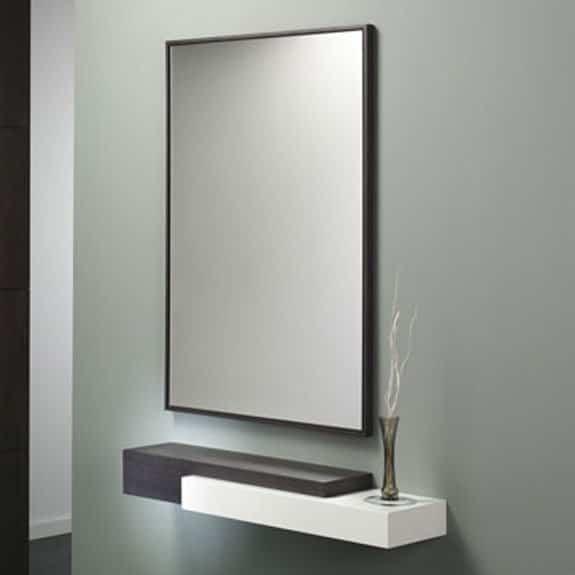 Tips y consejos para ampliar el espacio de tu hogar for Espejos minimalistas