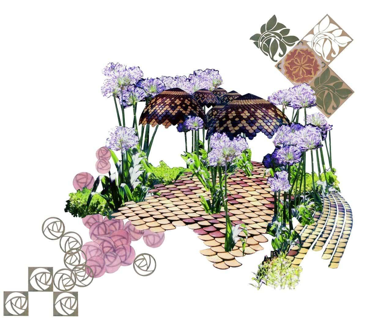 Kálida Sant Pau flores