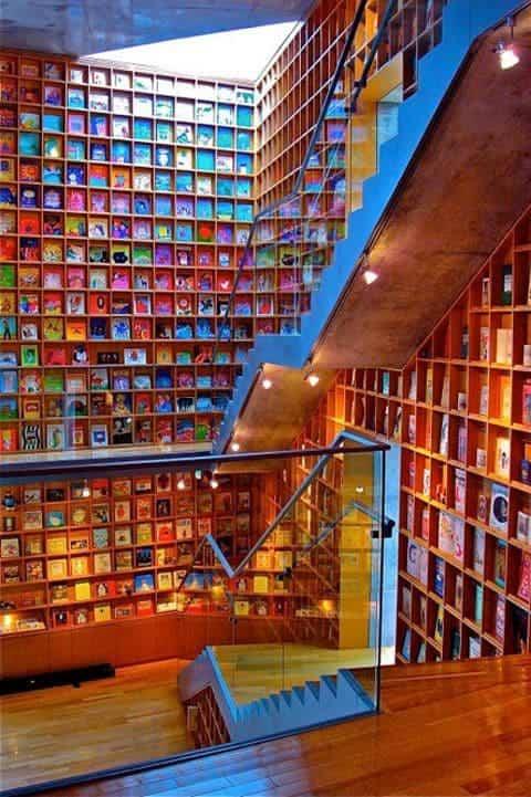 bibliotecas mas extranas del mundo 1