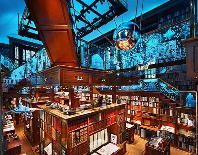 bibliotecas mas extranas del mundo 14