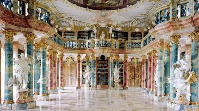 bibliotecas mas extranas del mundo 5