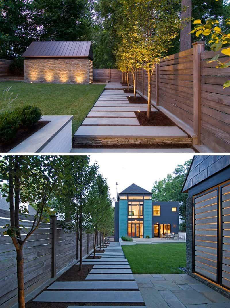 camino modernoa para el jardin 7