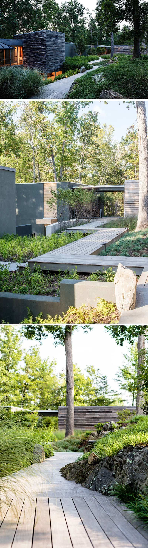 camino modernoa para el jardin 9