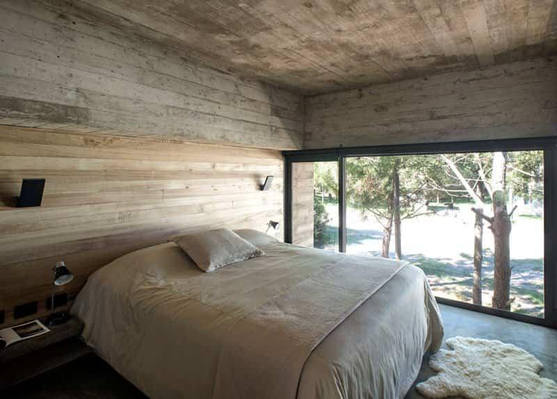 moderna casa argentina de hormigon 9