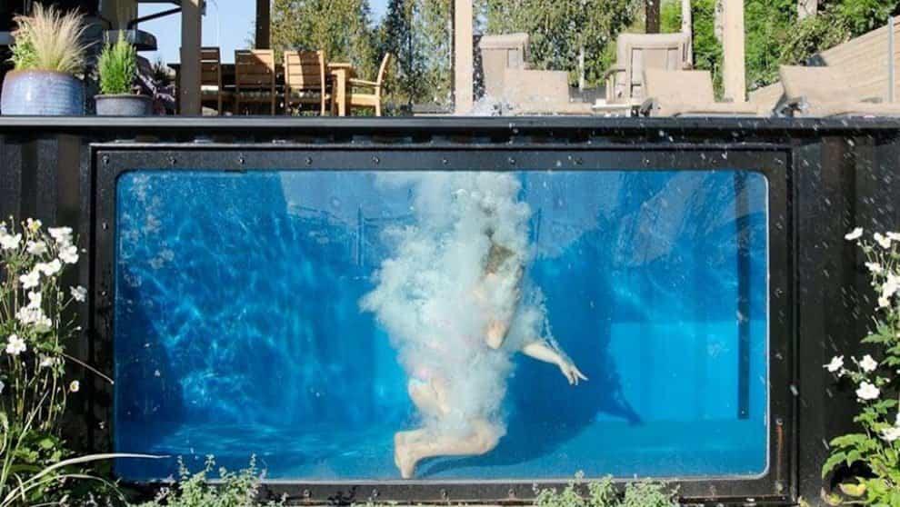Modpool piscinas port tiles realizadas con contenedores for Calefactor para piscina