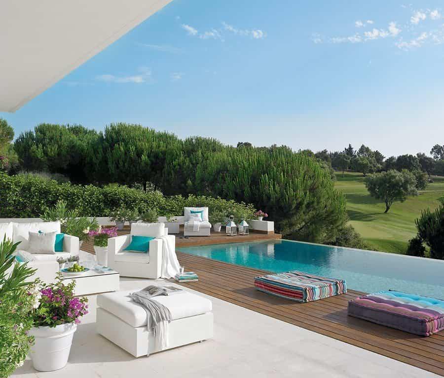 8 tipos de piscinas pensadas para todo tipo de bolsillos - Tipos de piscinas para casas ...