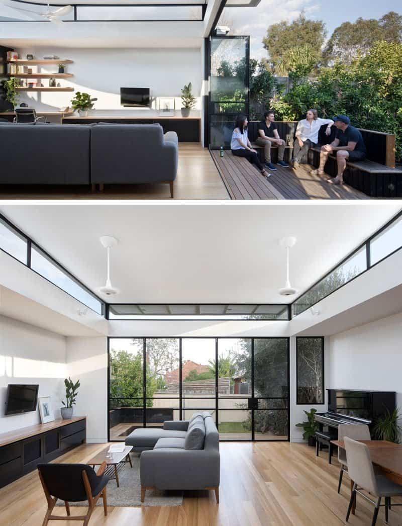 casa con techo curvo 2