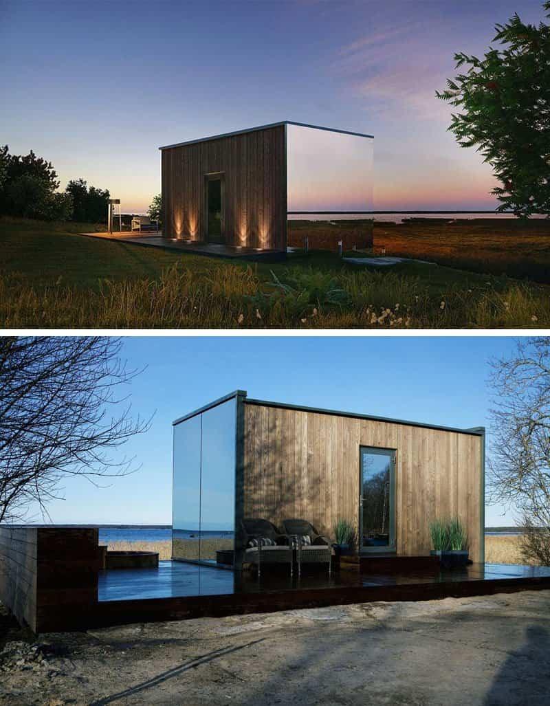 Casa prefabricada ODD, una casa modular que se puede montar en ocho horas