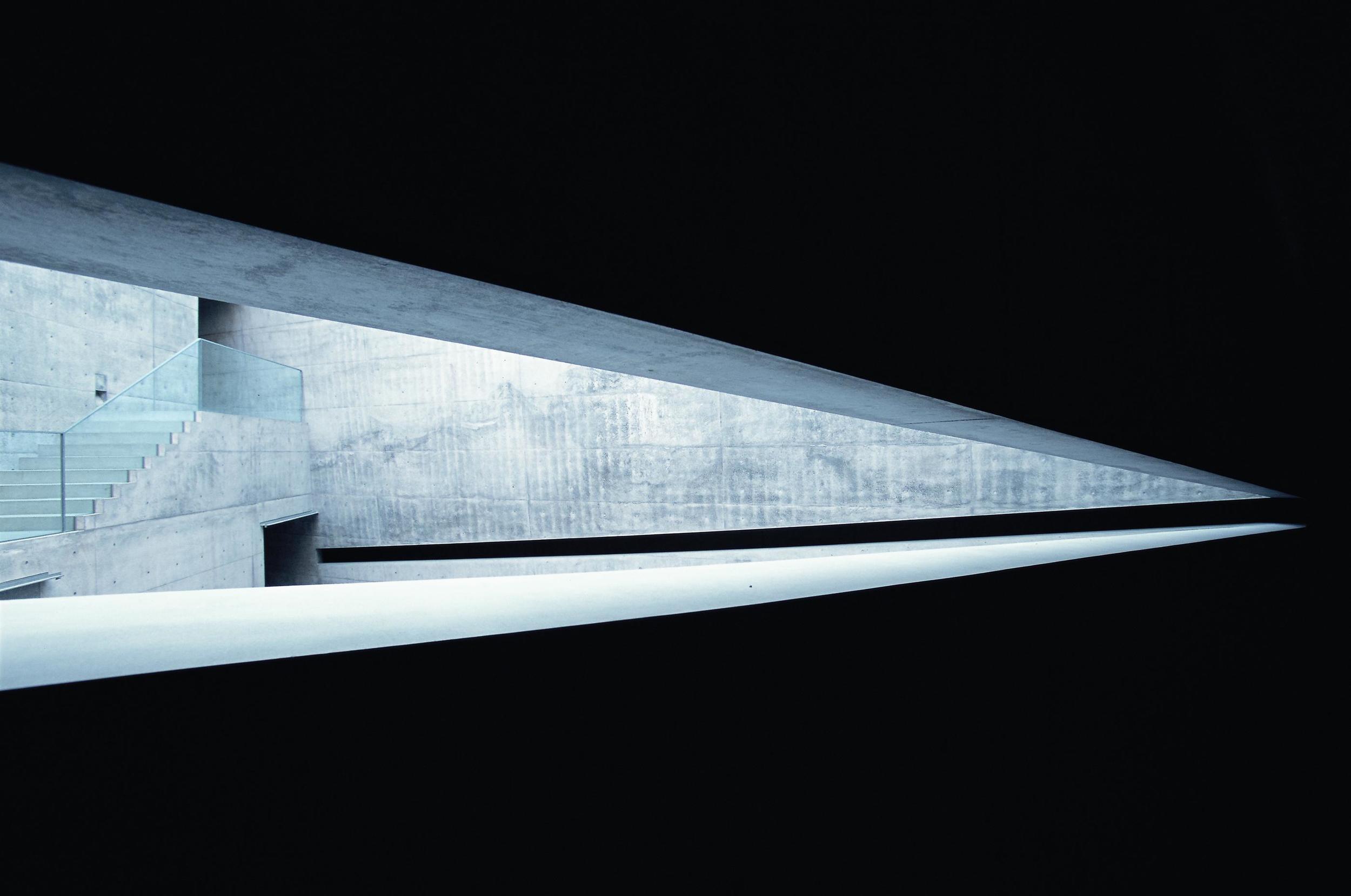 construcciones bajo tierra 10 chichu art museum