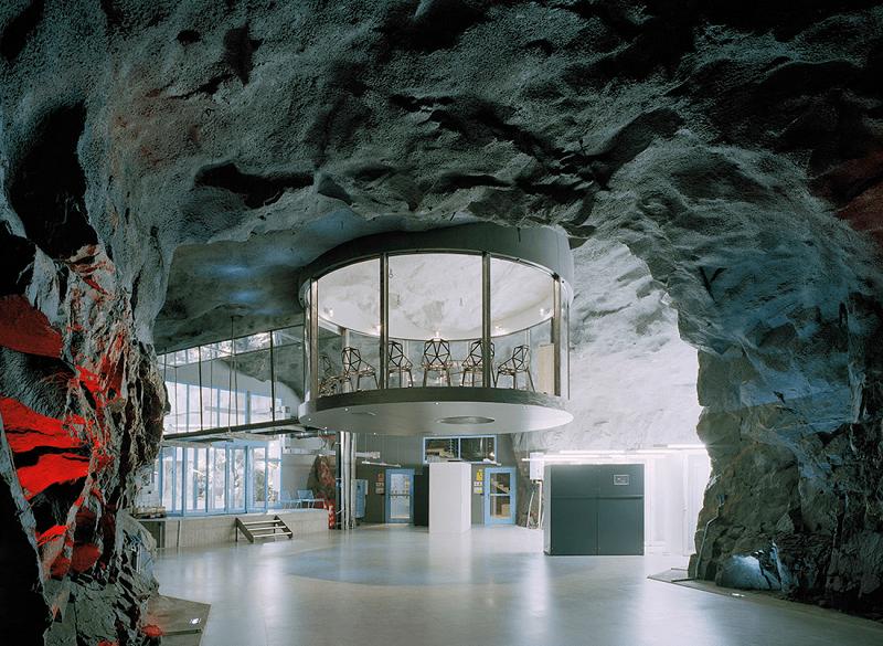 construcciones bajo tierra 7 pionen