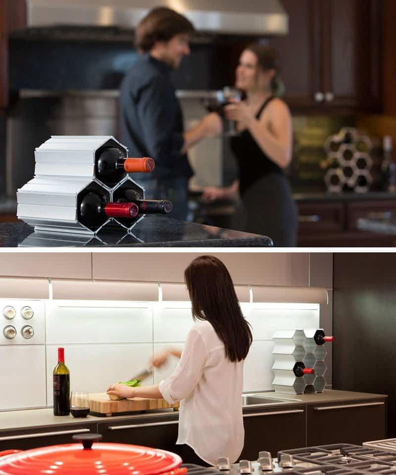 ideas para el almacenamiento de vino 5