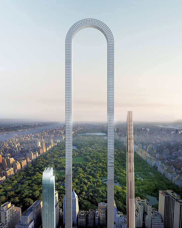 big bend rascacielos en forma de u 1